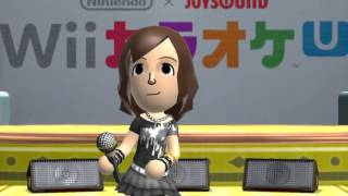 任天堂 Wii Uソフト Wii カラオケ U ガラスの林檎 松田聖子 Wii カラオ...