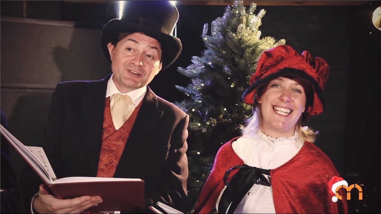 Victorian Carol Singers Liveinsession For Alive Network At The Silk