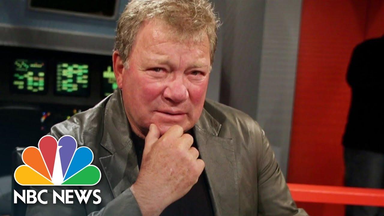 William Shatner's Blue Origin launch on New Shepard: Live updates