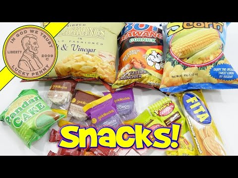 Universal Yums Monthly Surprise Subscription Box - Phillipines