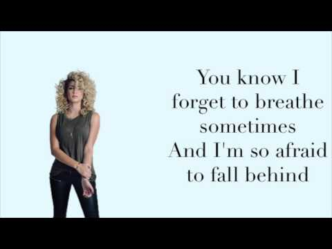 Where I Belong - Tori Kelly (Lyrics)