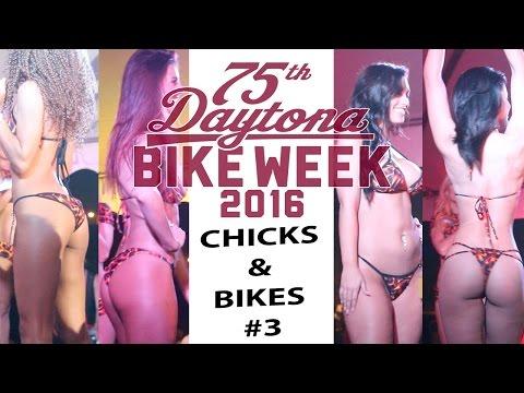 Bikini Contest & Women of Daytona Bike week 2016