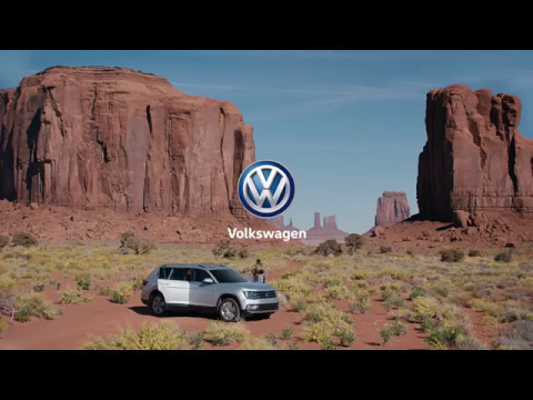 """The all new 2018 Volkswagen Atlas """"Bumble"""" Commercial 30 seconds"""