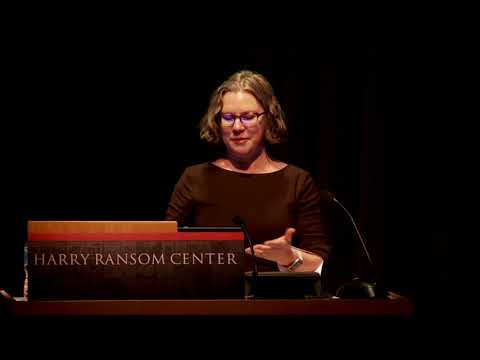 "Pforzheimer Lecture: Sarah Werner,  ""Early Digital Facsimiles"""
