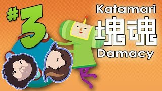 Katamari Damacy: To the Streets - PART 3 - Game Grumps