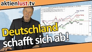 Deutschland schafft sich ab: 20 Jahre DAX - außer Dividenden nix zu holen