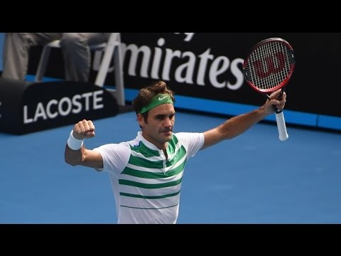 Roger Federer ♦ The Legend Continues (HD)