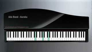 Belajar Keyboard dan Piano - Auraku - Ada Band