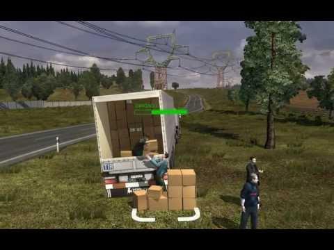 скачать мод руки на руле для Euro Truck Simulator 2 для всех версий - фото 11