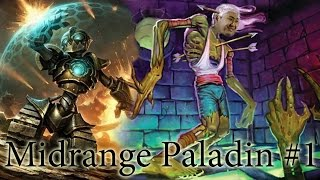 Hearthstone Midrange Paladin #1- Taking Chances