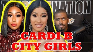 Cardi B City Girls Sued For Twerk Song