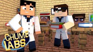 Minecraft: VOLTA ÀS AULAS! (Chume Labs 2 #69)