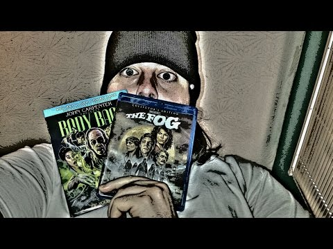 """THE FOG"" & ""BODY BAGS"" REVIEWS! #SCARY MOVIE MANIA MONTH DAY 7!"