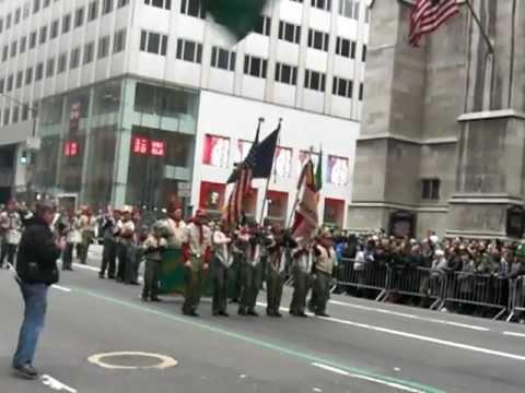 2013 NYC St. Patrick