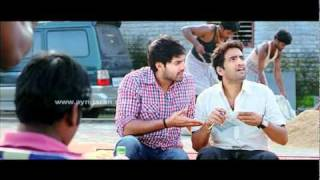 Aarya and santhanam comedy from Boss Engira Baskaran Ayngaran HD Quality