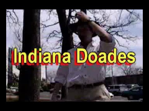 Indiana Doades and the Quest for the Lost ID