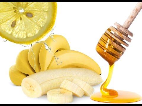 Вопрос: Как сделать банановую маску для волос?