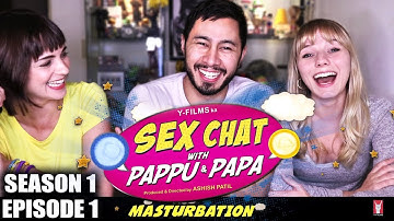 SX CHAT w/ PAPPU & PAPA | EPISODE 1 | Y-Films | Reaction w/ Casey & Seri!
