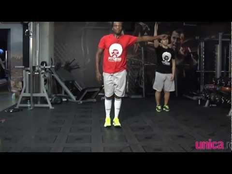 8 exerciții simple pentru abdomen platиз YouTube · Длительность: 3 мин2 с