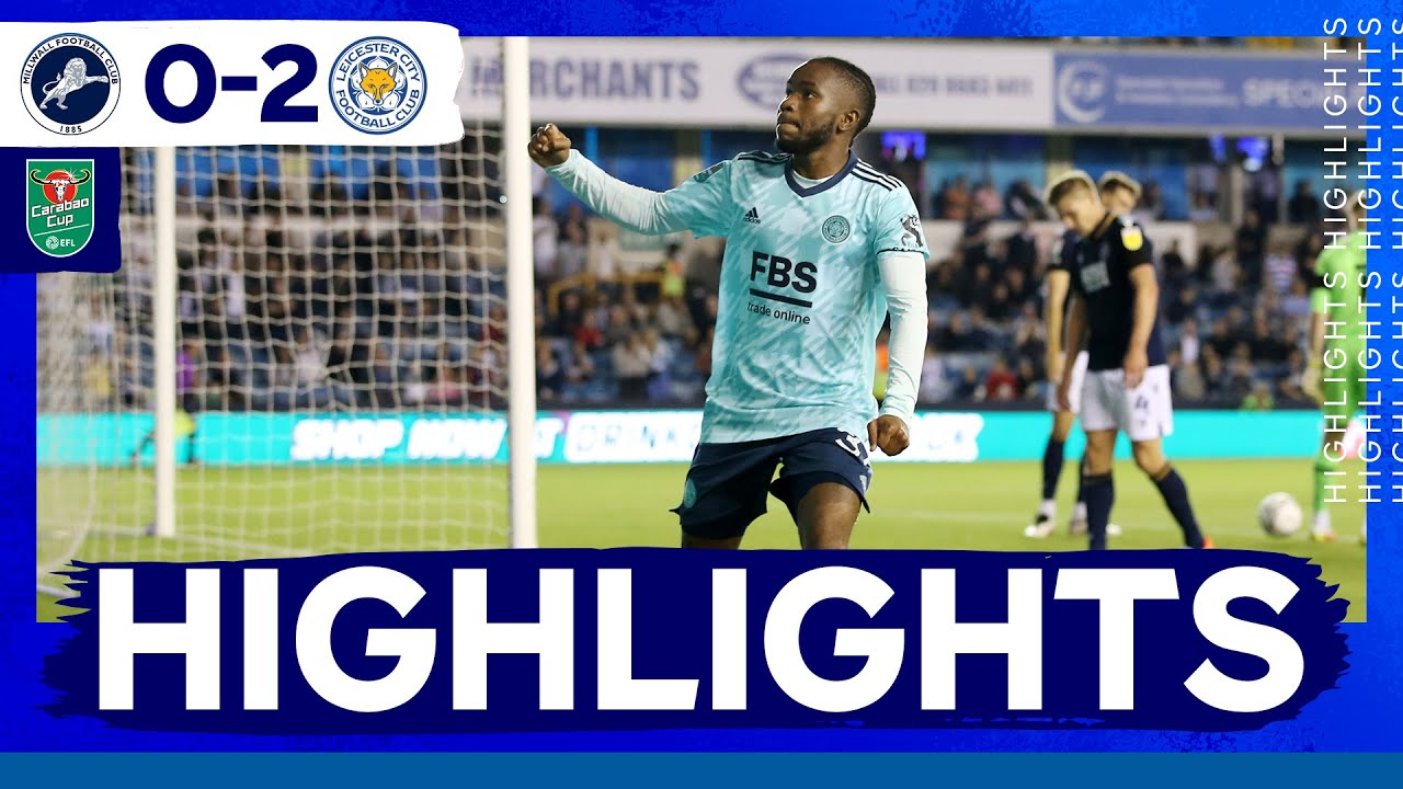 Download Foxes Victorious At The Den | Millwall 0 Leicester City 2