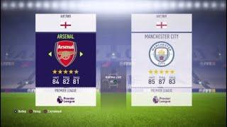 Арсенал Манчестер сити прогнозы на матч и ставки на спорт