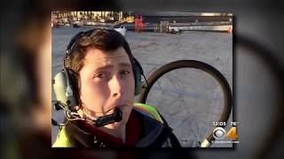 Coworker/Friend Discusses Moment Richard Russell Stole SEATAC Airplaine