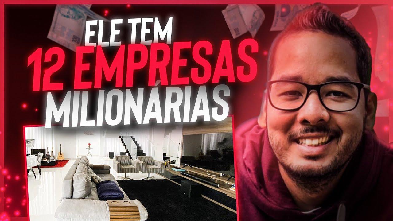 Download ELE É DONO DE 12 EMPRESAS MILIONÁRIAS - Matheus Tomoto | Jovens Milionários #7