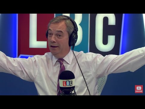 The Nigel Farage Show: An honest debate on mass migration and the housing crisis.LBC - 15th Nov 2017