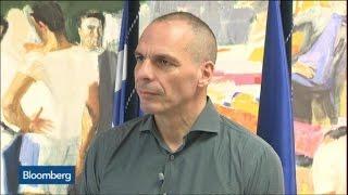 Yanis Varoufakis Says he Will Quit if Greeks Vote 'Yes'