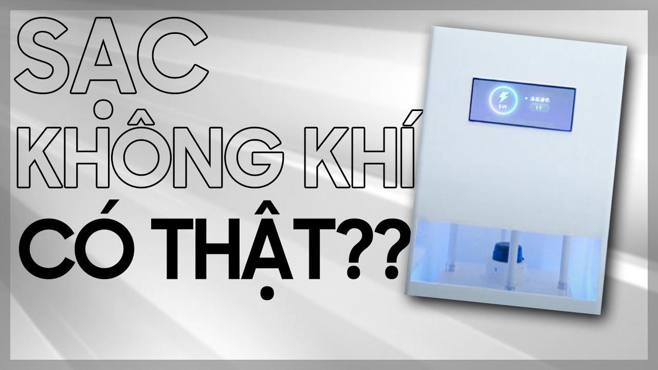 Công nghệ sạc  ĐIỆN THOẠI ĐỈNH CAO: Mi Air Charger LIỆU CÓ THẬT?