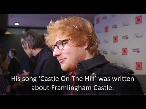 Ed Sheeran the reason Framlingham Castle visitor numbers are up?
