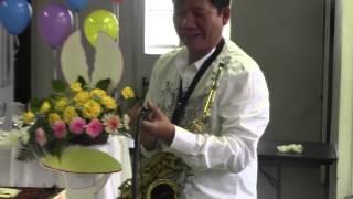 Con Đường Chúa Đã Đi Qua - Saxophone Quang Thang