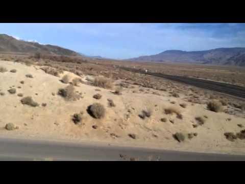 Lone Pine Earthquake Fault YouTube