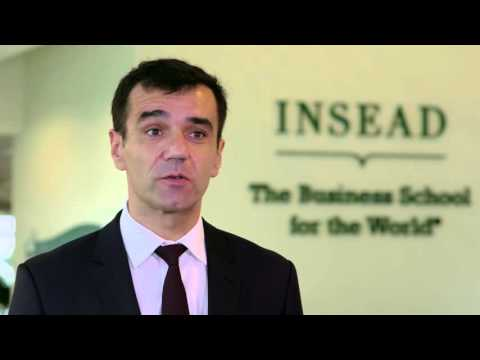 "INSEAD Ranked #1 ""MBA Programme in the World"" by Financial Times"