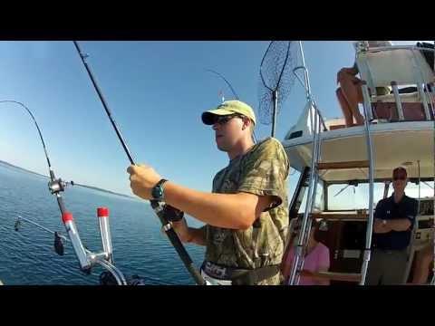 The Ultimate Fishing Charter Elk Rapids Michigan