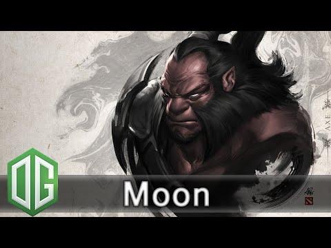 OG.Moon Axe Gameplay - Ranked Match - OG Dota 2