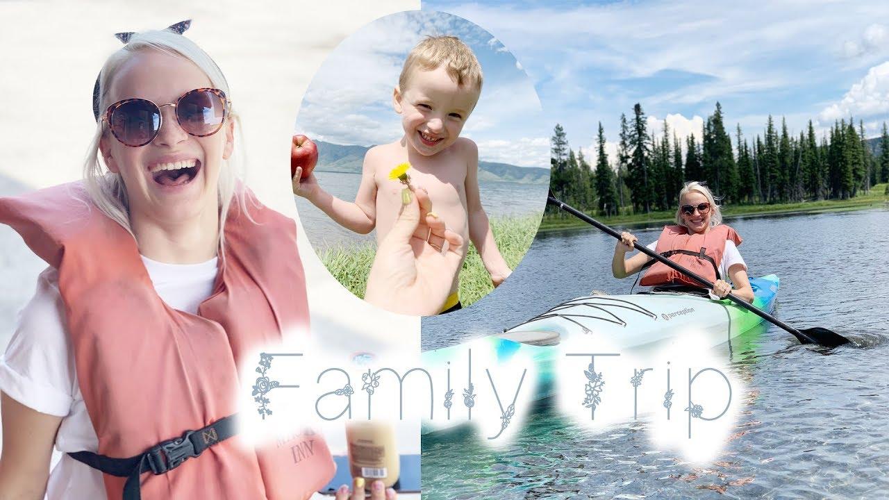 Travel Diaries | Family Trip Island Park 2019