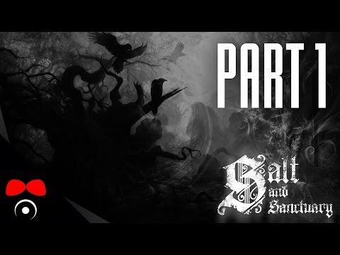 DARK SOULS VE 2D?! | Salt and Sanctuary #1