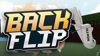 BACK FLIP GLITCH!!! - Build a Boat For Treasure ROBLOX