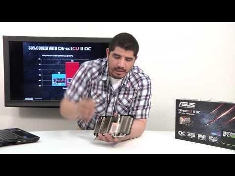 ASUS GeForce GTX 780 DirectCU II Graphics Card Overview