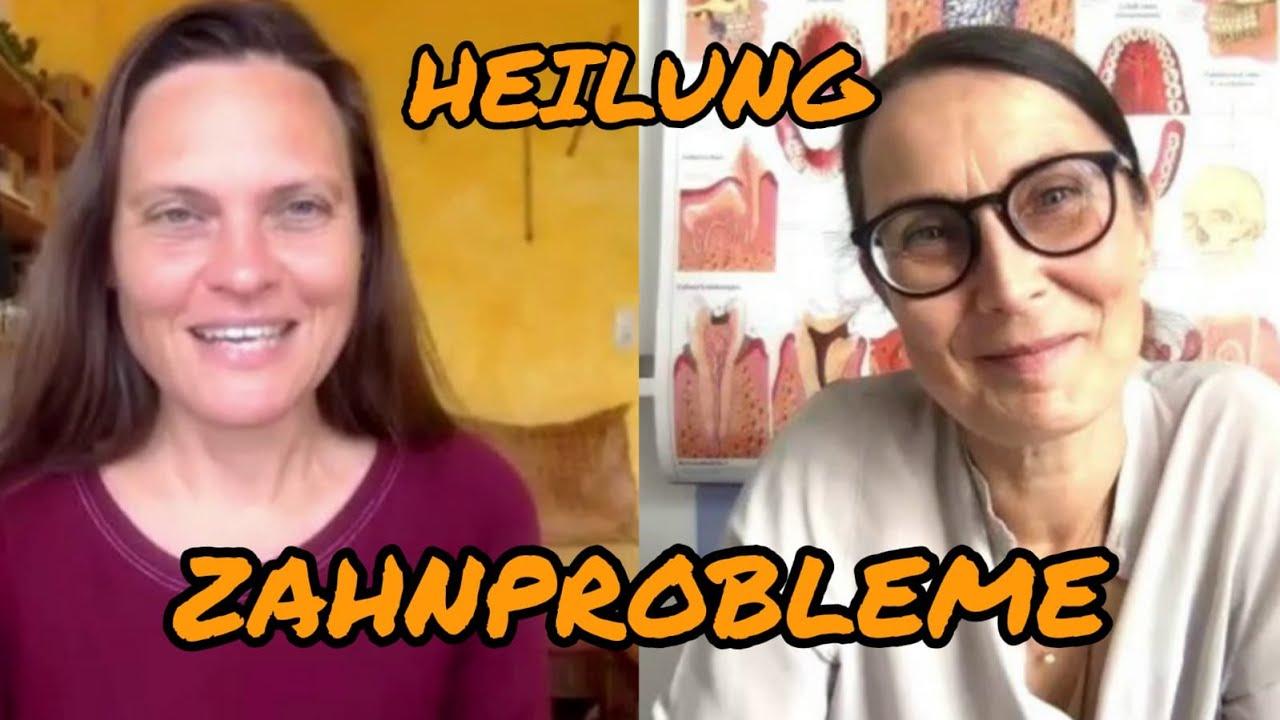 Darum können Menschen Zahnprobleme bekommen! - mit Dr. Karin Bender-Gonser