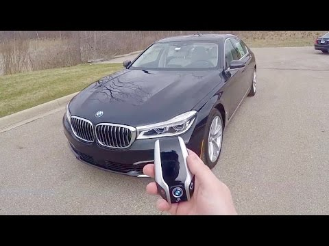 What It s Like To Drive A  16 BMW 750i! | POV Drive