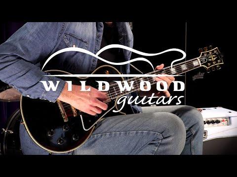 Gibson Custom Shop Wildwood Spec 1957 Les Paul Custom  •  SN: 78432