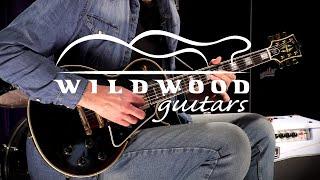 Baixar Gibson Custom Shop Wildwood Spec 1957 Les Paul Custom  •  SN: 78432