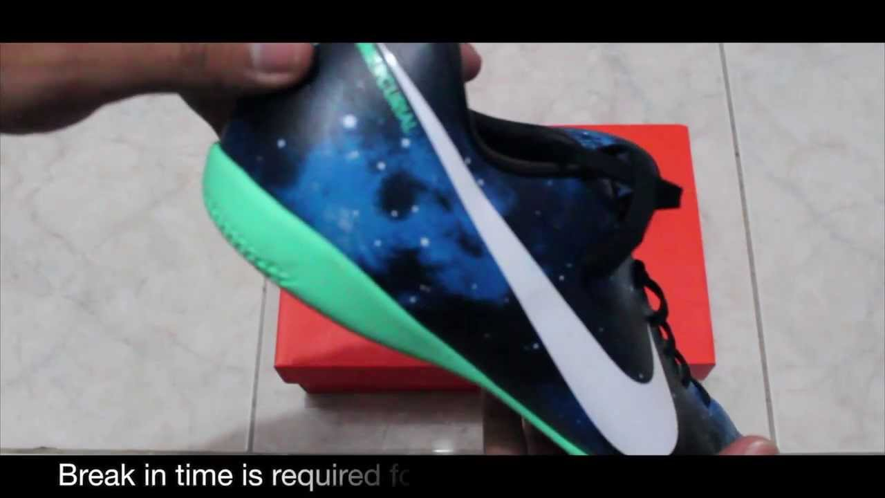 Unboxing Nike Mercurial Victory Iv Ic Cr7 Galaxy Edition