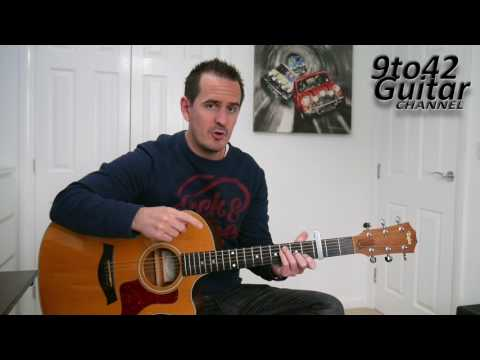 How to play Symphony - Clean Bandit Guitar Lesson
