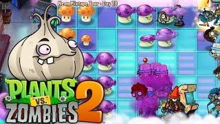 Plants vs. Zombies™ 2 - PopCap Neon Mixtape Tour Day 27-28