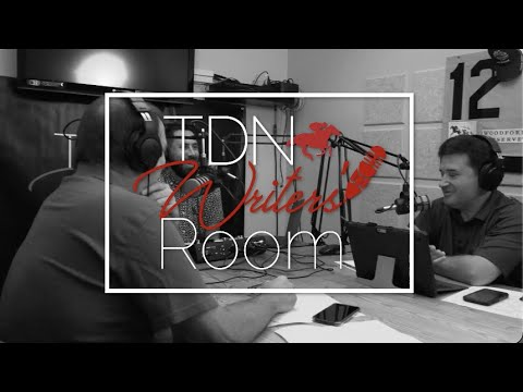 Download Adrian Wallace Joins the TDN Writers' Room - Episode 109