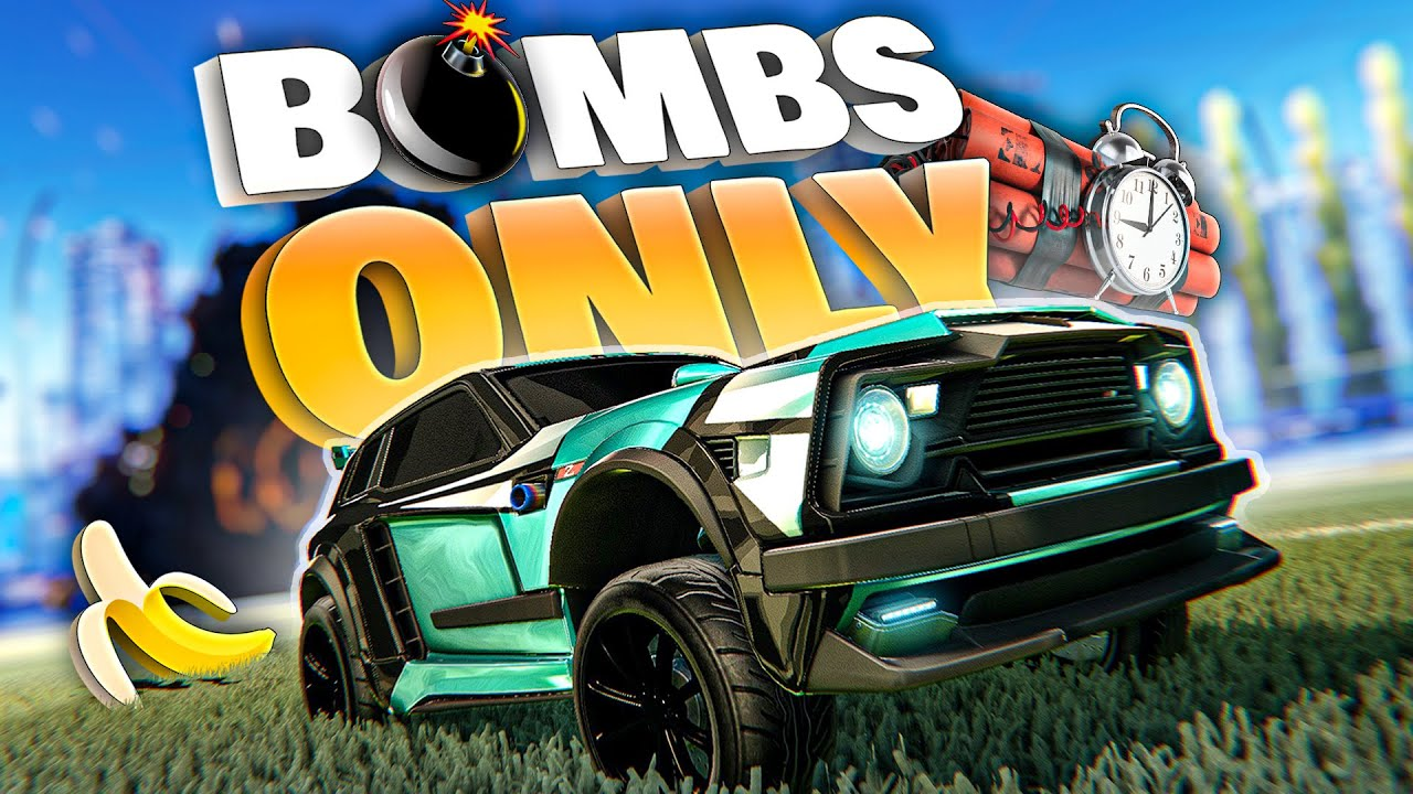 NEW BOMBER ONLY GAME MODE?!?