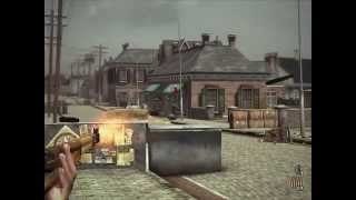 Brothers In Arms: Hell's Highway PC gameplay 2